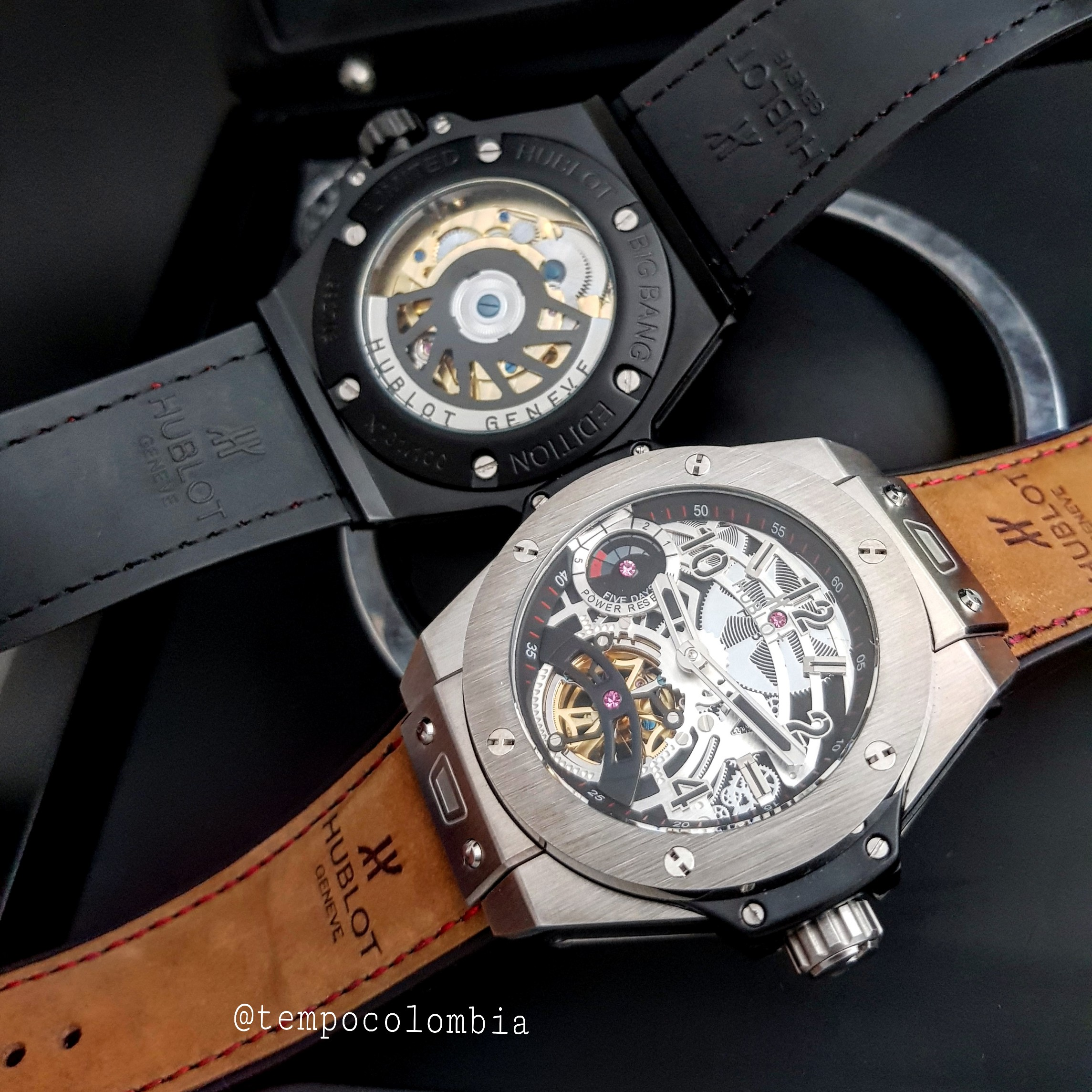 Hublot big bang unico power reserve