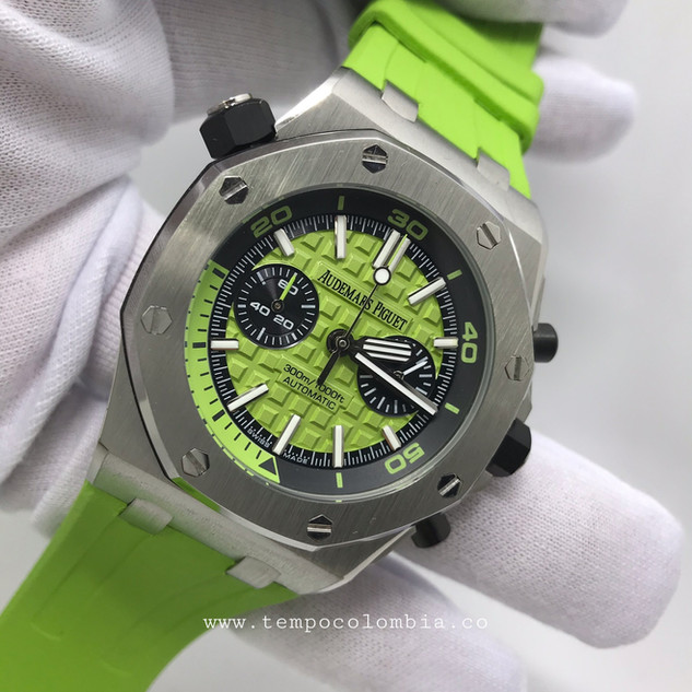 ROYAL OAK OFFSHORE DIVER CRONÓGRAFO