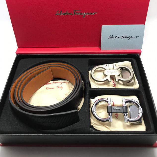 Cinturon Salvatore Ferragamo 1.1