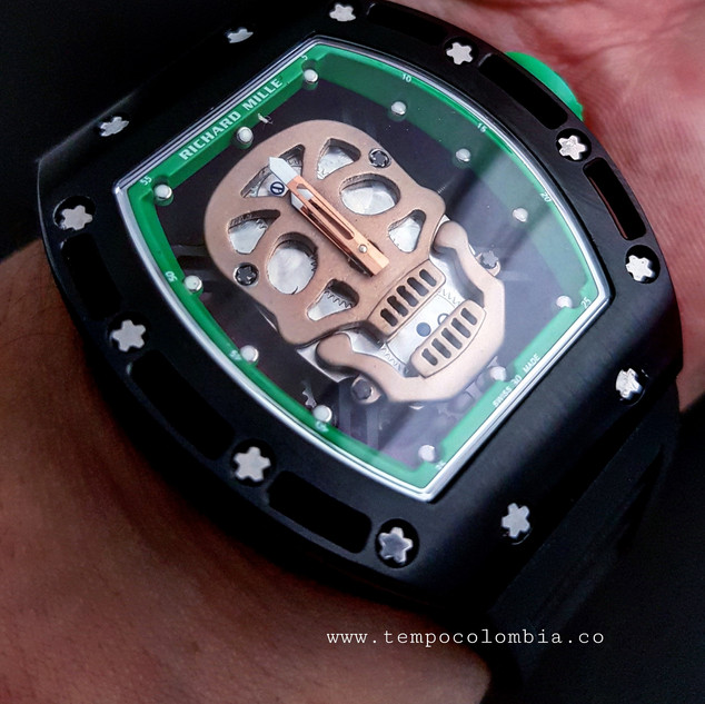 Richard Mille quarz