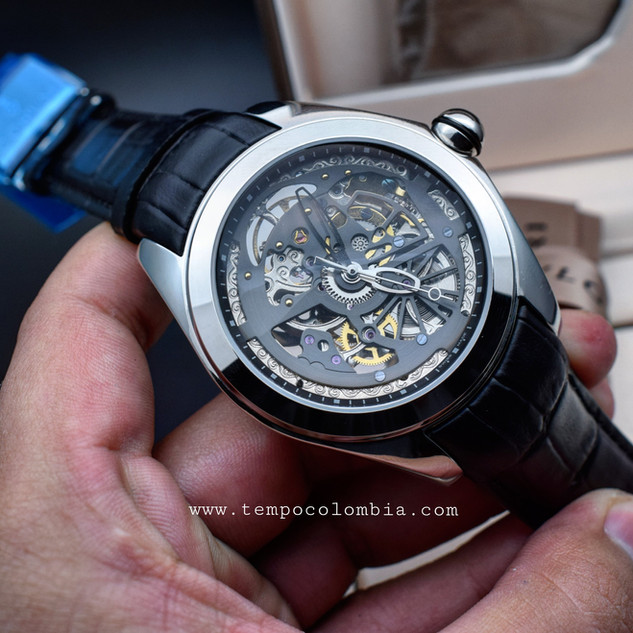 Corum Bubble  Skeleton