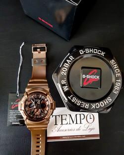 Casio G-Shock GA-200GD-9B Rose
