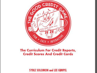 Credit lesson plans to teach a credit class