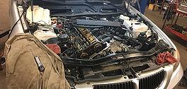  Tune-ups  Timing belts  Cooling System repair  Brakes  Struts & Shocks  Alignment  Engine repair  High Performance Transmissions  Fleet Services  Truck Repair  Engine Diagnostic