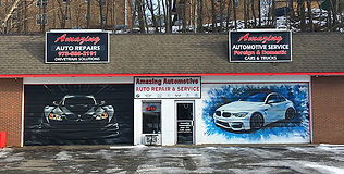 Amazing Automotive specializes in domestic and  import vehicle repair. The goal is to provide the quality workmanship for customers. Just minutes off of Route 80, it's spacious 6, 000 square foot facility is conveniently located on Route 46 in Rockaway, New Jersey.