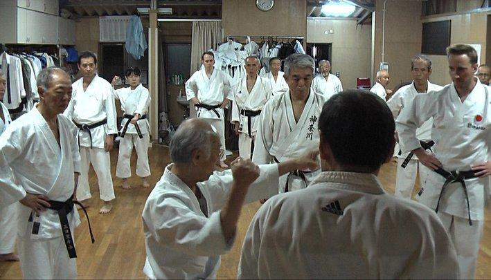 Pratique à Keio