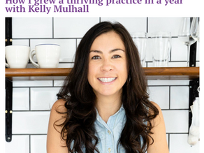 How I grew a thriving practice in a year - Interview with ANP