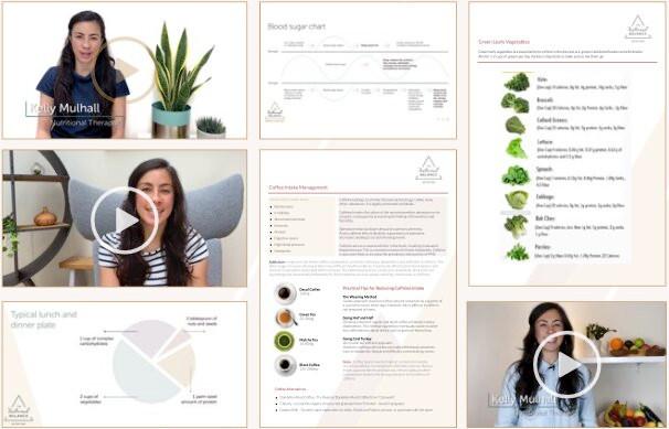 hormone balancing programme nutritionist london
