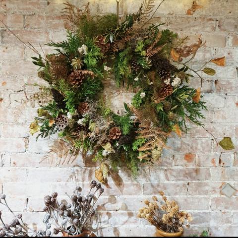 Huge Woodland Wreath