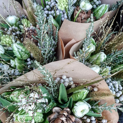 Winter Bunches