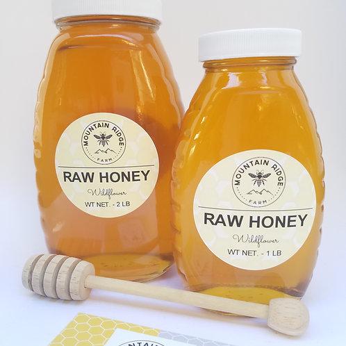 Raw Honey 1 lb