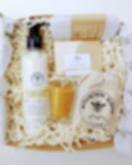 Oatmeal and Honey Gift Box