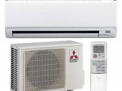 2.5 kW Split System Mitsubishi Electric Air Conditioning & Heating (UNIT ONLY)
