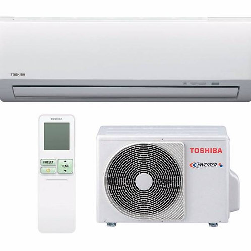 3.4 kW Split System Air Conditioner & Heating (UNIT ONLY)