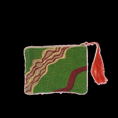 SAIFU Kantha Coin Purse