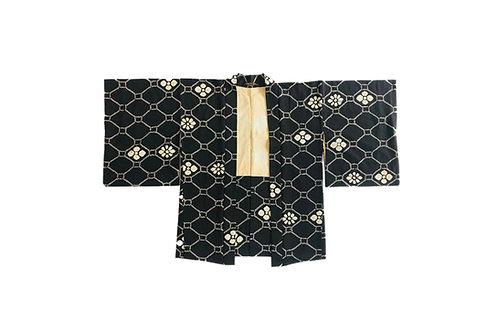HAORI Blue Shibori