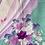 Thumbnail: Pastel Hand-painted Silk