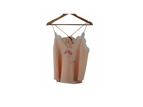 MOTTAINAI Pink Camisole
