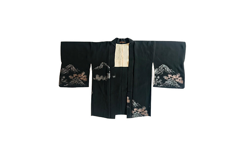 HAORI Black Metallic