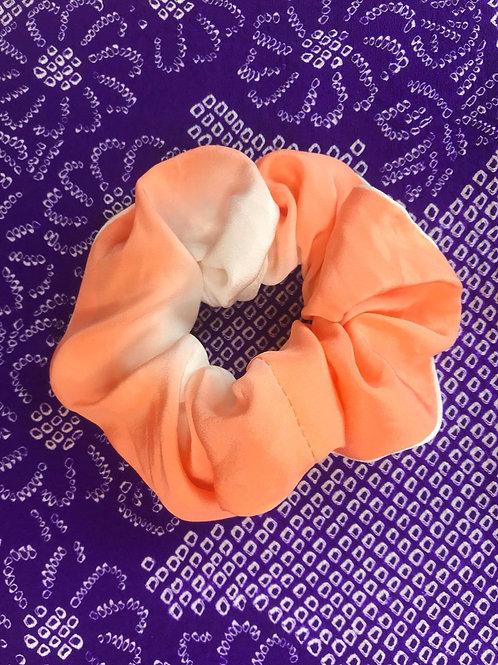 Vintage Kimono Up-cycled Silk Hair Scrunchie