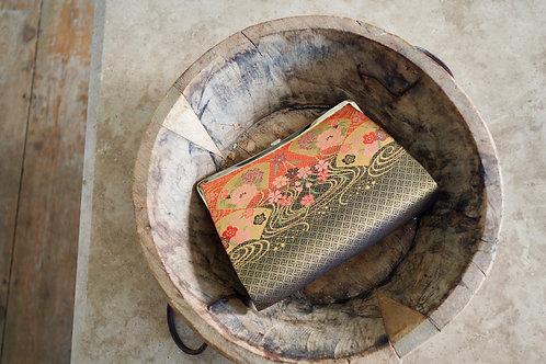 JIYUU Vintage Japanese Clutch Bag