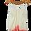 Thumbnail: MOTTAINAI White Silk Camisole