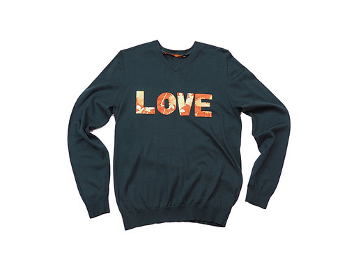 "APPURIKE ""Love"" Merino Wool Jumper"