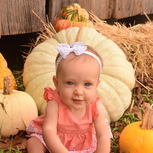 Audrey's Fall Photos