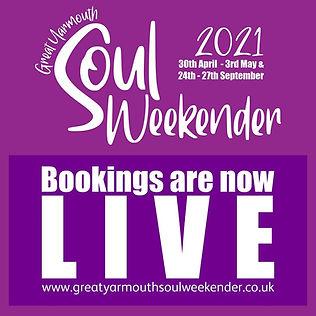 Great Yarmouth Soul Weekender