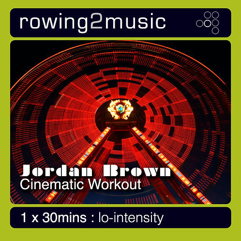 Cinematic Workout - Jordan Brown