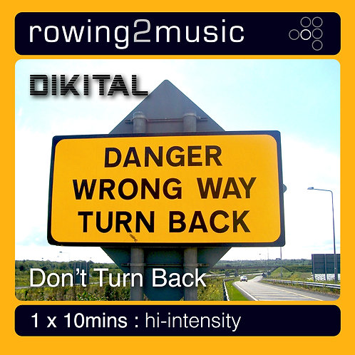 Don't Turn Back - Dikital