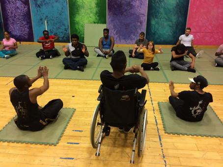 Sanjuro Inclusion Class Summer 2020