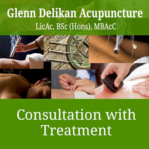 Consultation with treatment