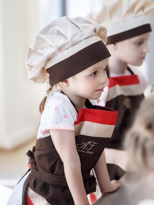 Детские кондитерские мастер-классы