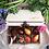 Thumbnail: Подарочный набор конфет в деревянной коробке 16 шт.