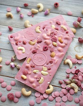 "Шоколадная плитка ""Ruby"", 120г"