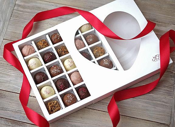 Подарочный набор конфет 25шт.