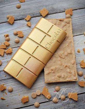 """Шоколадная плитка """"Gold"""", 120г"""