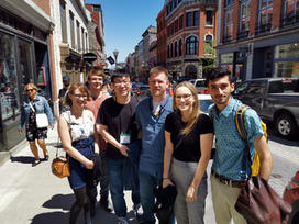 In Quebec City at the CSC 2019