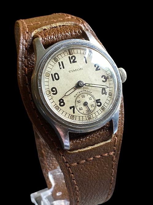 WW2 Timor Ministry Of Defence issued ATP Gents Military Watch