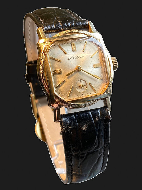 1966 Bulova 'Councillor' Gents Dress Watch