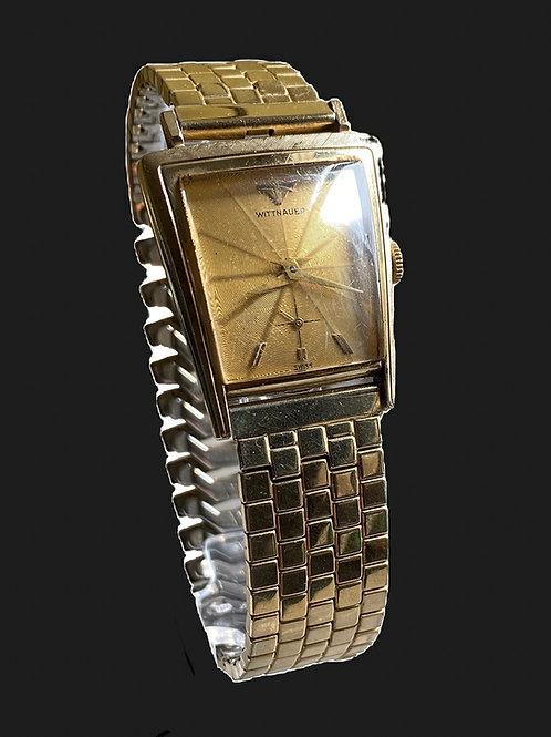 c.1960 Longines Wittnaur Gents Dress Watch