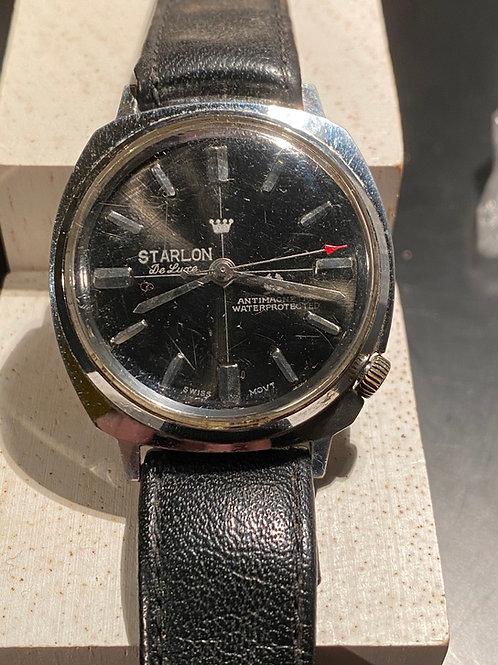 1970's Starlon Gents Dress Watch