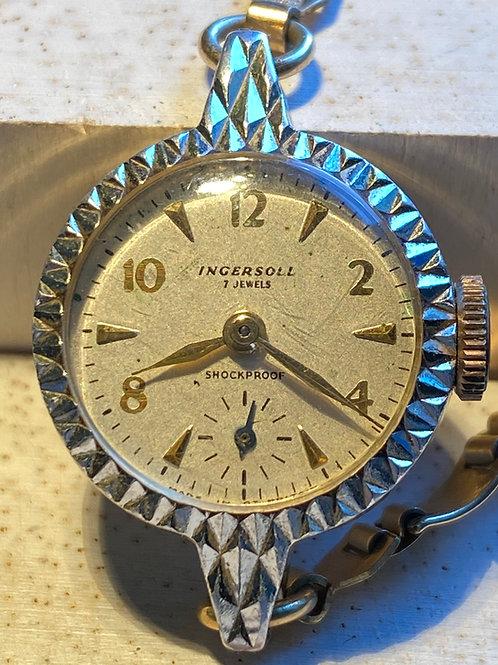 1960's Ingersoll Ladies Bracelet watch