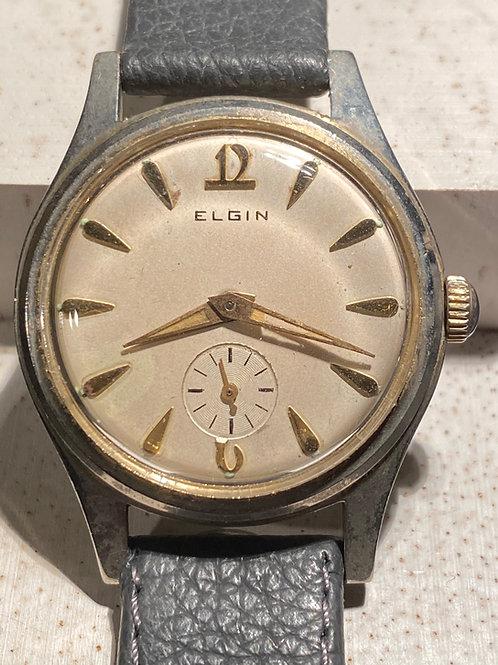 1950's Elgin Gents Dress Watch