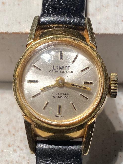 1960's Limit Ladies Dress Watch