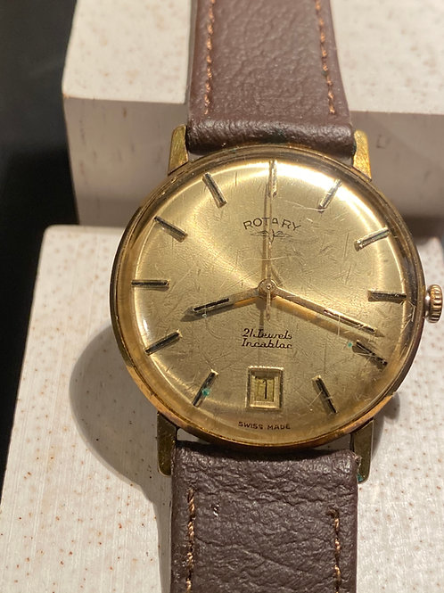 1960's Gents Rotary Dress Watch