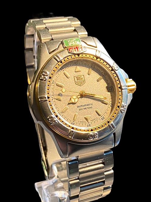 c.1993 Tag Heur 4000 Gents Automatic Gents Bracelet Watch