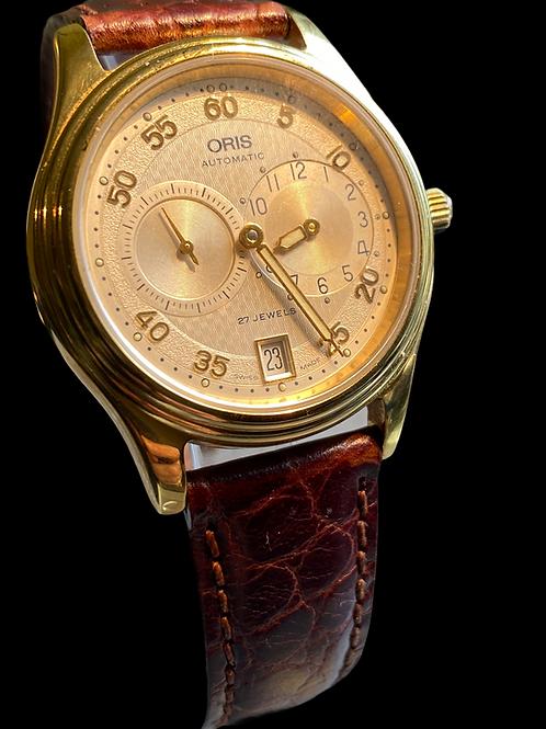 Oris Regulator Rare Gents Automatic Dress Watch