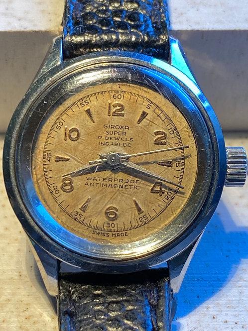 1950's Giroxa Super Ladies Dress Watch